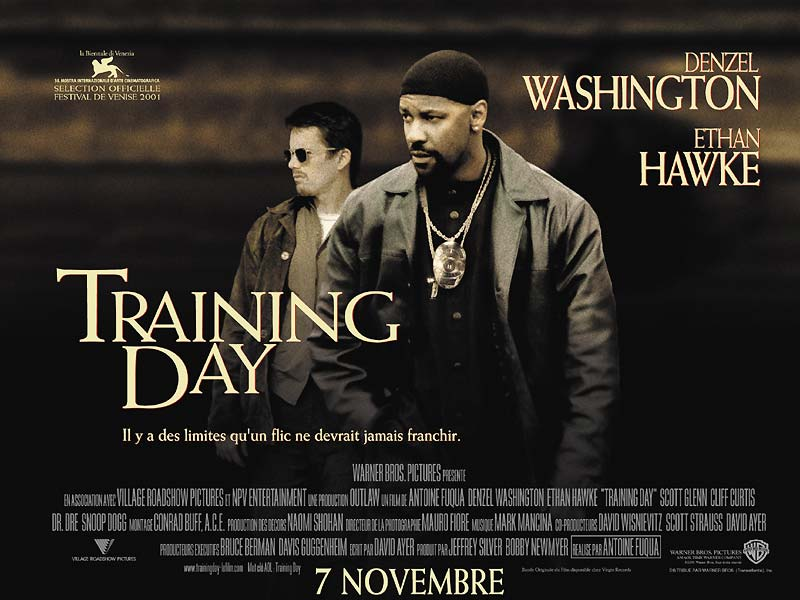 Washington Training Academy Denzel Washington Training