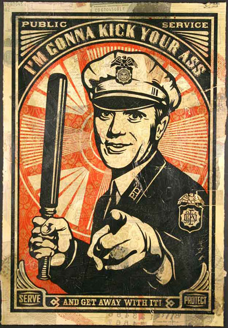 Polisen kan man lita på