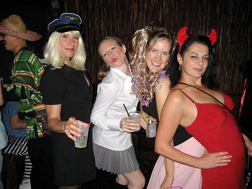 halloween party girlsjpg - Girls Halloween Party