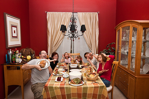 blog archive what not to do On funny thanksgiving dinner
