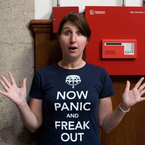 Funny Girl Shirt | Info