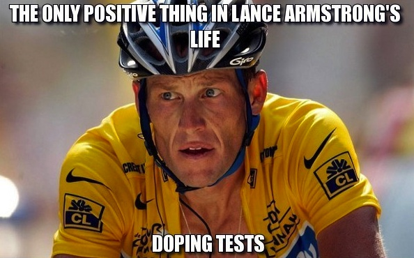 Lance Armstrong Dick 3