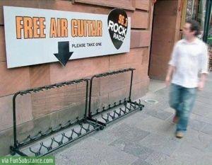 Free Air Gutiar funny