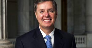 SenatorGrahm grinning