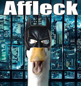 Aflac Funny duck