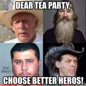 GOP Hero's hate