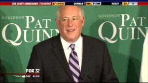 Pat Quinn asshole