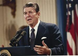 Reagan Amnesty act