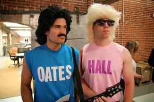 Hall & Oats funny