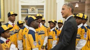 JRW at the White House