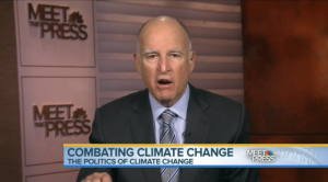 Jerry Brown on MTP