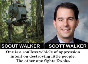 Scott Walker super funny