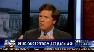 Tucker asshole Carlson