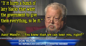 Don Yelton racist GOP'er