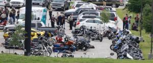 Waco bikers bikes