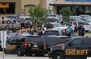Waco violent crim scene