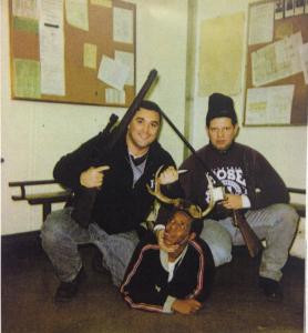 cop antlers