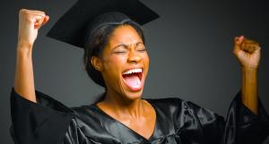 Black-woman-graduate
