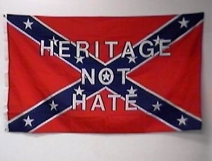 Heritage not hate bullshit lies