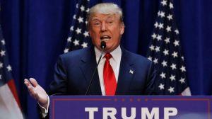"Trump ""Hey I suck"""