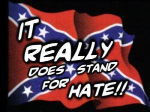 Yes it's really about hate
