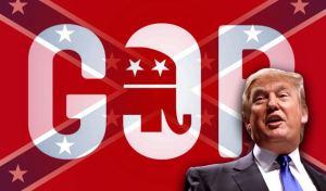 GOPracismTrump
