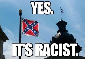 Yes, it's racist