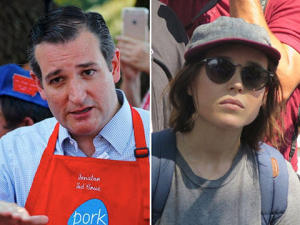 Cruz and Page Split pic