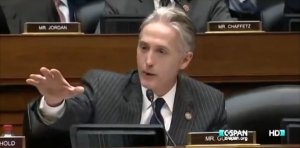 Troy Gowdy idiot asshole
