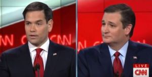 Cruz & Rubio turding it up