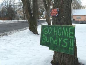 Go home Bundy's