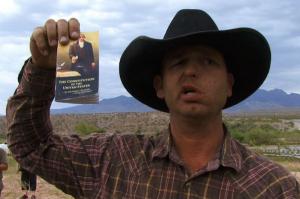 Moron Bundy racist idiot constotution