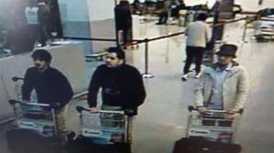 Brussels suspects for bombing