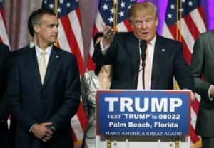 Corey Lewendowski Trump idiot toy