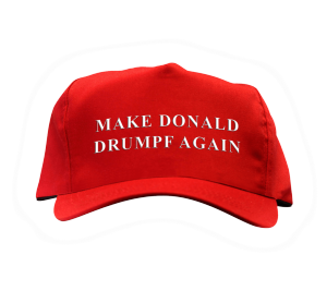 Drumpf cap funny