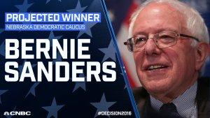 Nebraska Bernie Win