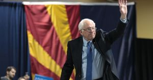 Sanders lost AZ