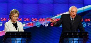 Sanders vs Clinton in NYC big showdown