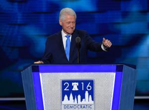 Bill Clinton DNC speech 2016