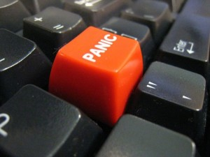 The panic-button