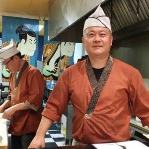 Sushi Side squad