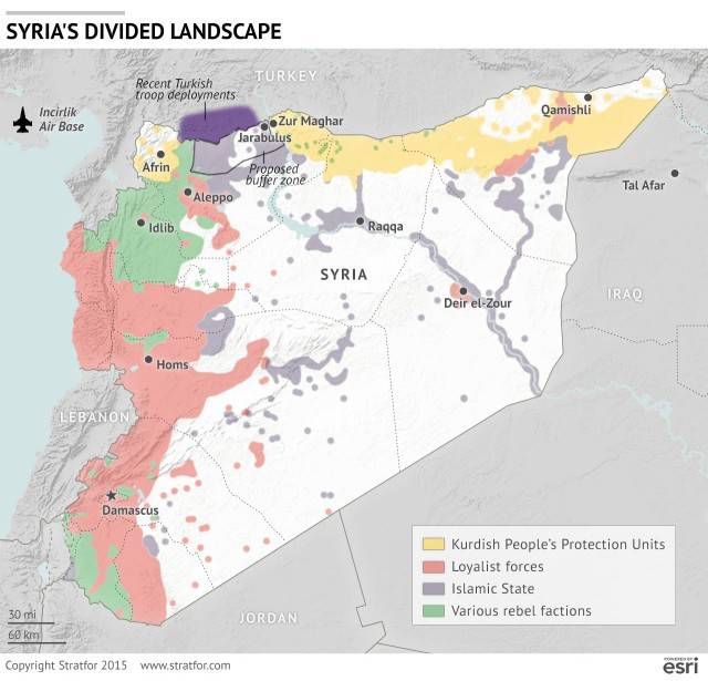 the islamic state and the syrian civil war Understanding syria: from pre-civil war to post-assad but that relatively short period left syria with its islamic consequently, when the syrian state took.