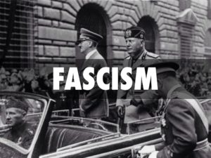 Fascism 101 hate