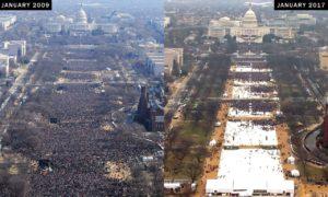 Trump Vs Obama turnout