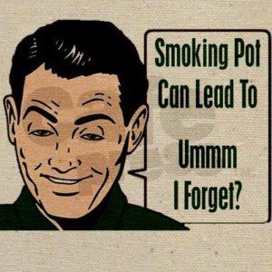 Weed smoker funny
