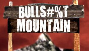 Bullshit Mountian