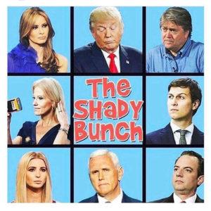 The Shadey Bunch ha
