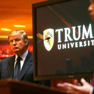 Trump University failed