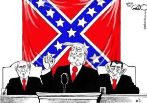 Trump is the Racist fuck